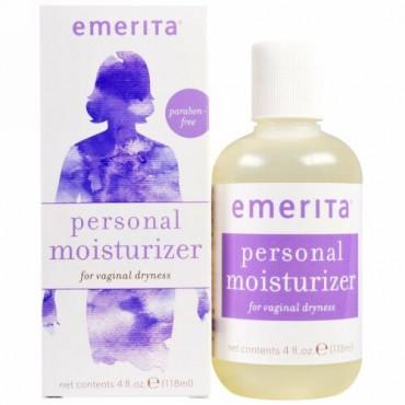 Emerita, パーソナル モイスチャライザー、4 fl oz (118 ml)