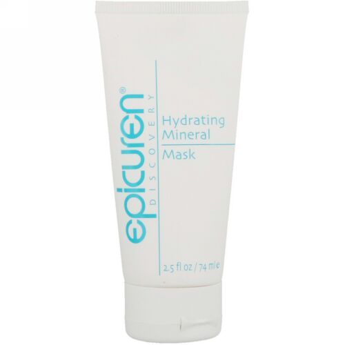 Epicuren Discovery, Hydrating Mineral Mask, 2.5 fl oz (74 ml) (Discontinued Item)