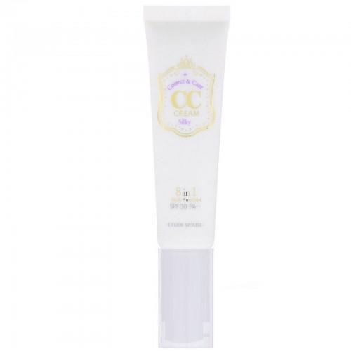 Etude House, Correct & Care CC Cream, SPF 30 PA++, Silky, 1.23 oz (35 g) (Discontinued Item)