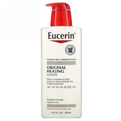 Eucerin, オリジナルヒーリングローション、16.9液量オンス (500 ml)