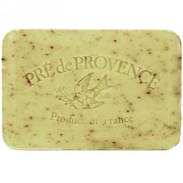 European Soaps, プレドプロヴァンス, 固形石鹸, レモングラス, 8.8オンス (250 g)