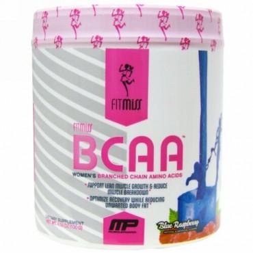 FitMiss, BCAA、 女性の分枝鎖アミノ酸、ブルーラズベリー、 5.29 オンス (150 g) (Discontinued Item)