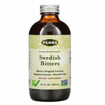 Flora, スウェーデン産ビターズ、8.5 fl oz (250 ml)