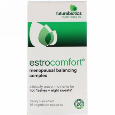 FutureBiotics, EstroComfort, 56 Veggie Caps