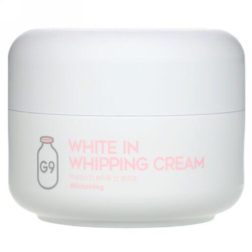 G9skin, ホワイトインホイップクリーム、50 g (Discontinued Item)