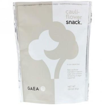 Gaea, カリフラワースナック、2.8 oz (80 g)