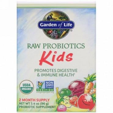 Garden of Life, RAW プロバイオティクス, 子ども用, 3.4 oz (96 g)