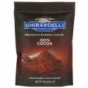 Ghirardelli, Premium Baking Cocoa, Unsweetened Cocoa Powder, 8 oz (227 g) (Discontinued Item)