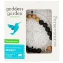Goddess Garden, オーガニクス, パーセベランス, アロマテラピーブレスレット, ブレスレット1個 (Discontinued Item)