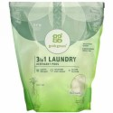 Grab Green, 3-in-1 Laundry Detergent Pods, Vetiver, 60 Loads, 2 lbs