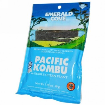Great Eastern Sun, 太平洋産昆布、 乾燥海藻、 1.76 oz (50 g) (Discontinued Item)
