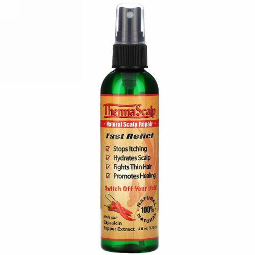 Greensations, ThermaScalp、自然な頭皮の回復、4 fl oz (120 ml)
