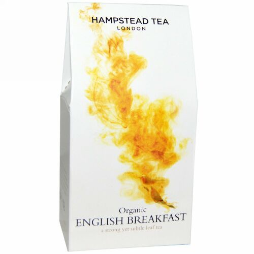Hampstead Tea, English Breakfast, 3.53 oz (Discontinued Item)
