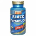 Health From The Sun, ブラックカラントオイル,  500 mg, ミニソフトジェル 90 粒 (Discontinued Item)