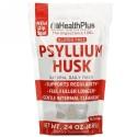 Health Plus, 100% ピュア オオバコ ハスク, 24 oz (680 g)