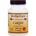 Healthy Origins, CoQ10 Kaneka Q10, 100 mg, 10 Softgels (Discontinued Item)