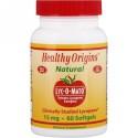 Healthy Origins, Lyc-O-Mato、トマト・リコピン・コンプレックス、 15mg、 60ソフトジェル (Discontinued Item)
