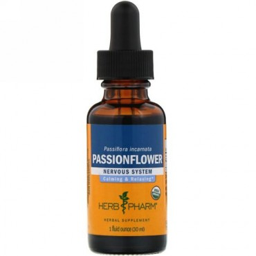 Herb Pharm, Passionflower, 1 fl oz (30 ml)