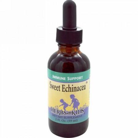 Herbs for Kids, スイート エキナセア、 2 fl oz (59 ml)