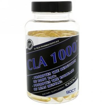 Hi Tech Pharmaceuticals, CLA-1000, 90 Liquid Gels (Discontinued Item)