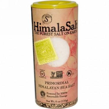 HimalaSalt, ヒマラヤ岩塩, 6 oz (170 g) (Discontinued Item)