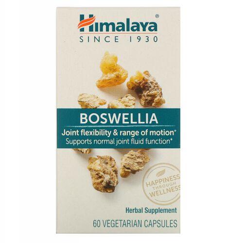 Himalaya, ボスウェリア、植物性カプセル60個