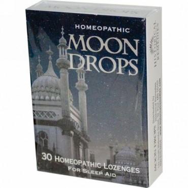 Historical Remedies, ムーンドロップ、 30ホメオパシーロゼンジ (Discontinued Item)