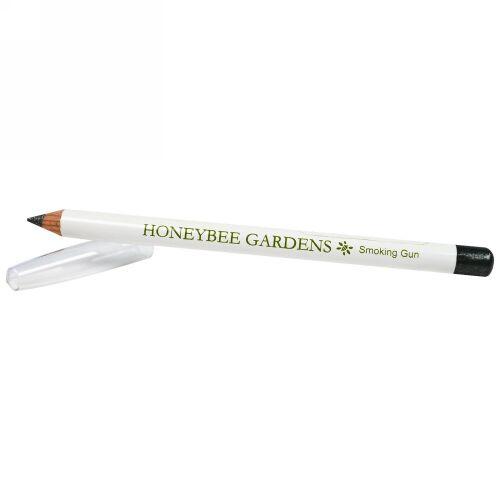 Honeybee Gardens, アイライナー、 スモーキングガン、0.04 oz (1 g) (Discontinued Item)