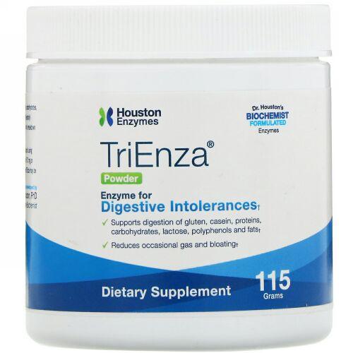 Houston Enzymes, トリエンザパウダー、115g