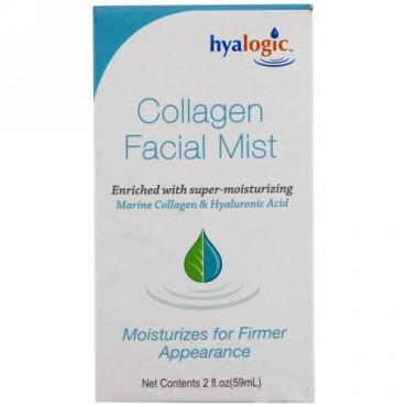 Hyalogic, コラーゲンフェイシャルミスト、2液体オンス(59 ml) (Discontinued Item)