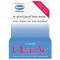 Hyland's, ClearAc, 50 錠 (Discontinued Item)