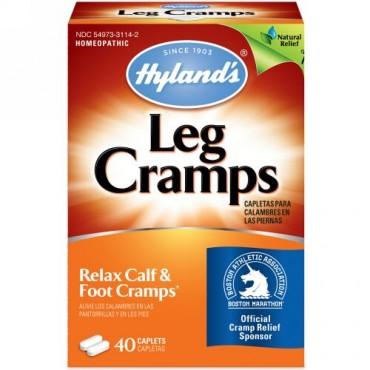 Hyland's, 脚の痛み、 40 カプセル (Discontinued Item)