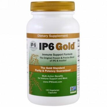 IP-6 International, IP6 Gold(IP6ゴールド)、Immune Support Formura(環境に負けない体づくりをサポート)、ベジカプセル120粒