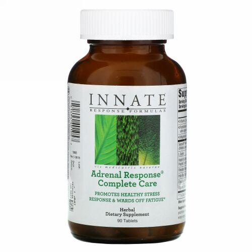 Innate Response Formulas, Adrenal Response(アドレナル レスポンス)コンプリートケア、90粒