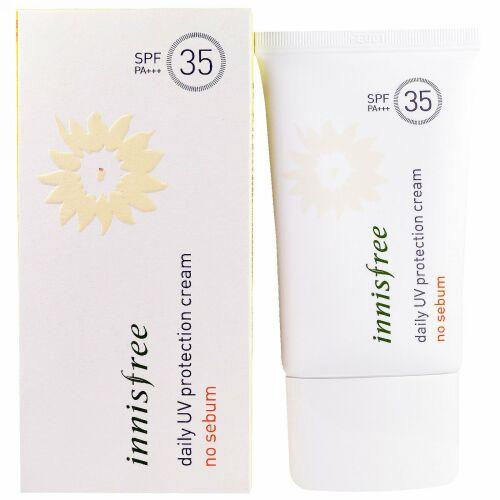 Innisfree, デイリー用UV保湿クリーム, SPF35 PA+++ , 50 ml (Discontinued Item)