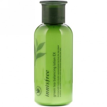 Innisfree, Green Tea Balancing Lotion EX, 160 ml (Discontinued Item)
