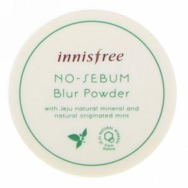 Innisfree, No-Sebum Blur Powder (Discontinued Item)