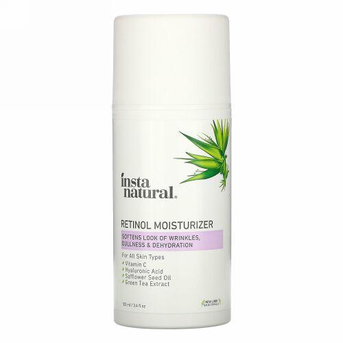 InstaNatural, Retinol Moisturizer, 3.4 fl oz (100 ml)