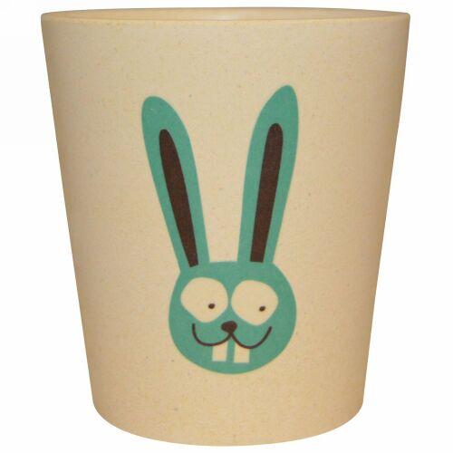 Jack n' Jill, 保管/リンスカップ、 ウサギ、 1カップ (Discontinued Item)