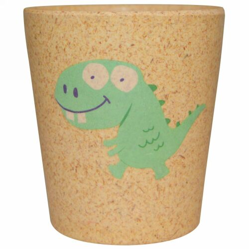 Jack n' Jill, 保管/リンスカップ、 恐竜、 1カップ (Discontinued Item)