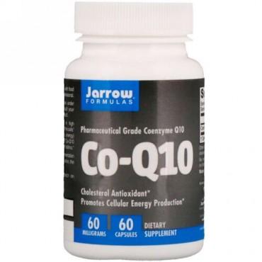 Jarrow Formulas, Co-Q10、60mg、60カプセル