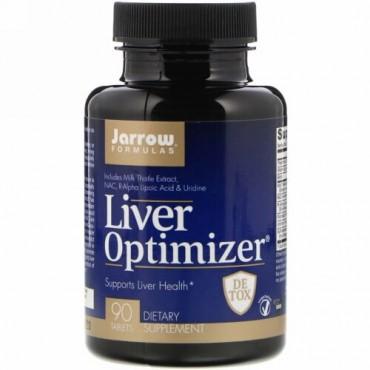 Jarrow Formulas, 肝臓オプティマイザー, 90錠