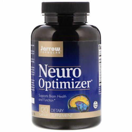 Jarrow Formulas, Neuro Optimizer、120粒