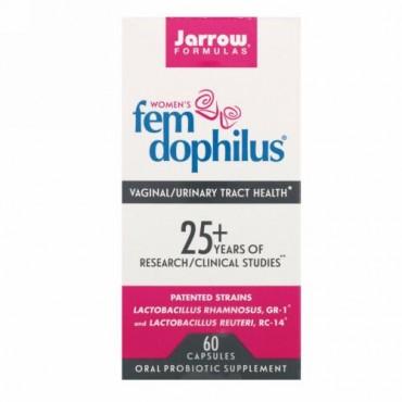 Jarrow Formulas, Women's Fem Dophilus、カプセル60錠