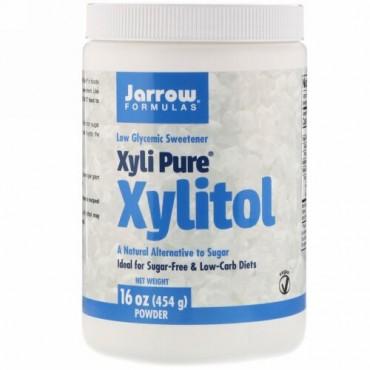 Jarrow Formulas, Xyli Pure、キシリトール、 16 oz (454 g) パウダー