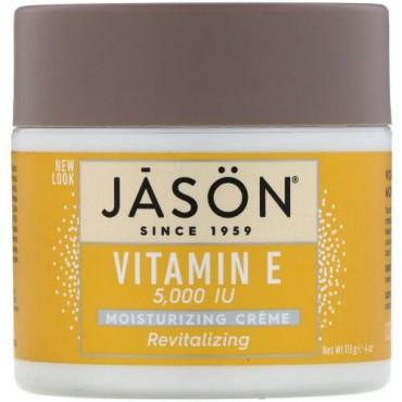 Jason Natural, リバイタライジング ビタミン E, 5,000 IU, 4 oz (113 g)