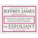 Jeffrey James Botanicals, ザ・エクスフォリアン・ラディアントコンプレックススクラブ、2.0オンス (59 ml) (Discontinued Item)