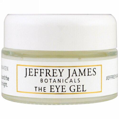 Jeffrey James Botanicals, アイゲル、癒し、再生、目覚め、0.5 oz (15 ml) (Discontinued Item)