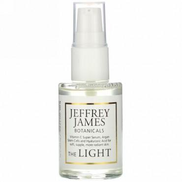 Jeffrey James Botanicals, ライトエイジ・ディファインCセラム、1.0 oz (29 ml)