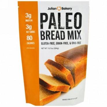 Julian Bakery, パレオブレッドミックス、10.7 oz (304 g)